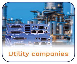 KVM Extender Energieversorger